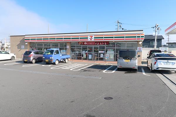 セブンイレブン亀岡大井店