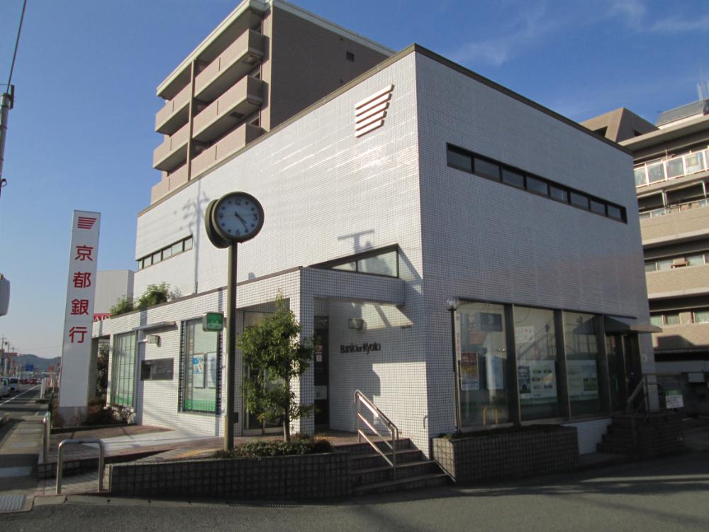 京都銀行大井店