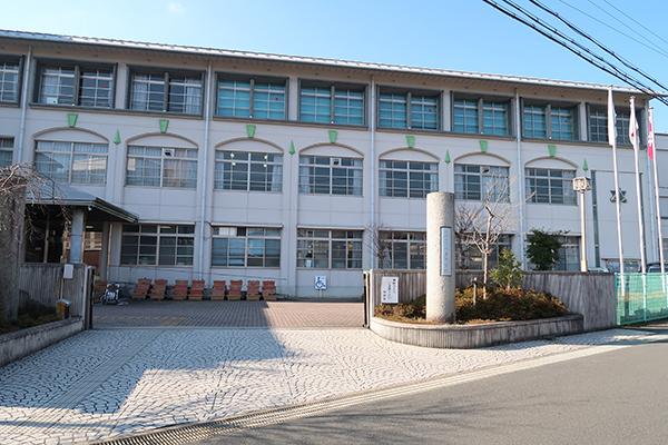 南丹市立八木中学校
